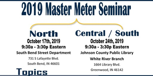 2019 IURC Master Meter Seminar NORTH