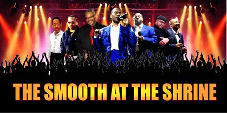 The Smooth1 Live Recording At The Shrine tickets