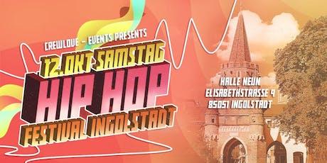 Hip Hop Festival I Ingolstadt Tickets
