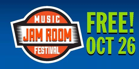 Jam Room Music Festival • VOLUNTEERS tickets