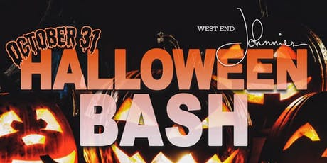 West End Johnnies Halloween Bash! tickets
