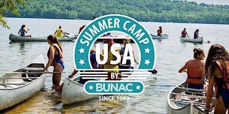 BUNAC Summer Camp Hiring Fair in London tickets