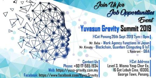 YUVASUN GRAVITY SUMMIT - Introduction of Japan Companies Job Opportunities