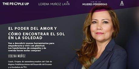 EL PODER DEL AMOR Y COMO ENCONTRAR EL SOL EN LA SOLEDAD entradas