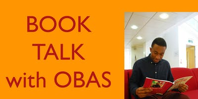 Book Talk w. Anthony Obas