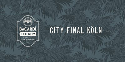 Bacardí Legacy Cocktail Competition, City Final Köln