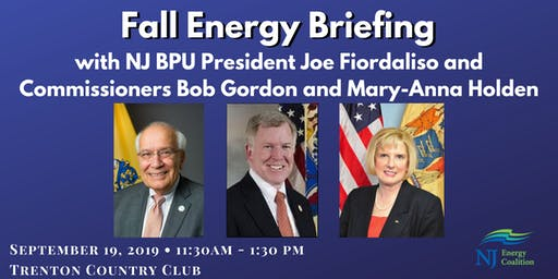 Fall Energy Briefing