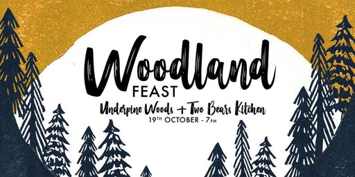 Woodland Feast - A Seasonal Vegetarian Feast in the Woods