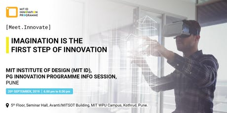 MIT Institute of Design (MIT ID), PG Innovation Programme Info Session Pune tickets