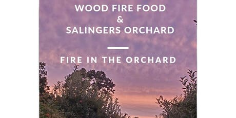 Fire in The Orchard tickets
