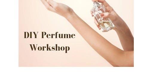 DIY Perfume Workshop (2019-10-24 starts at 6:30 PM)