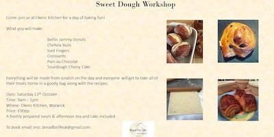 Sweet Dough & Pastry workshop