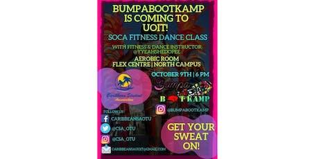 BumpaBootKamp Dance Workshop tickets