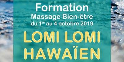 Formation Massage LOMI LOMI Hawaïen