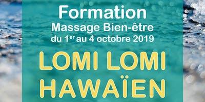 Formation Massage LOMI LOMI Hawaïen