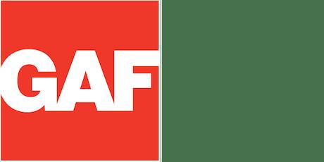GAF & FRIENDS  OKTOBERFEST  SOCIAL tickets