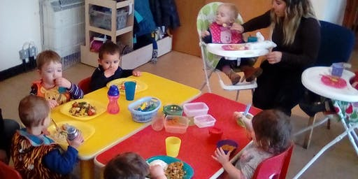 Creche for ages 1-3 years