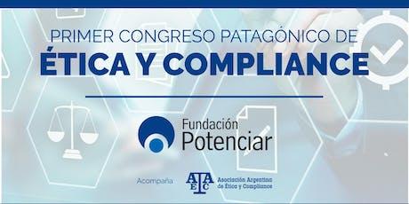 Primer Congreso Patagónico de ÉTICA Y COMPLIANCE entradas