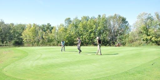 Tous les chemins mènent à Miramas : Golf Club - Putting green
