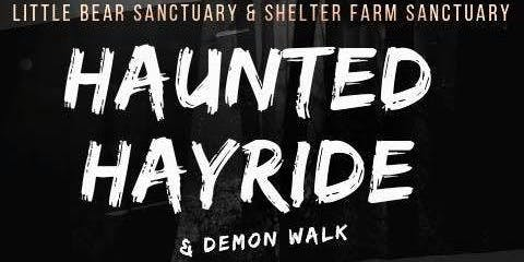 Haunted Hayride and Demon Walk