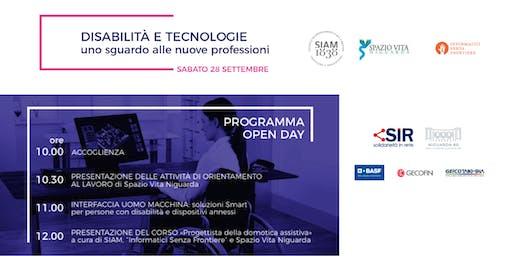Disabilità e Tecnologie, uno sguardo alle nuove professioni