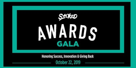 STOKED Awards Gala 2019 tickets