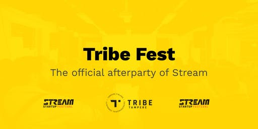 Tribe Fest 2019 (Official Stream afterparty)