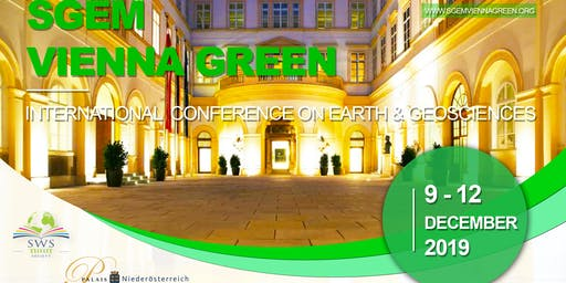 19th International Multidisciplinary Scientific GeoConference SGEM 2019