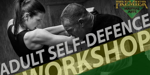 Krav Maga Workshop with Ken Breyman