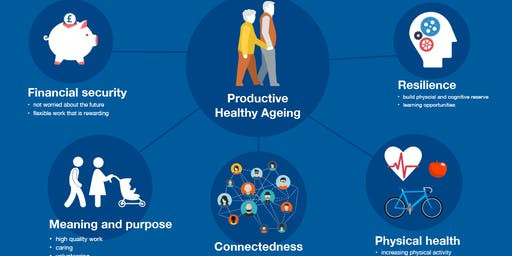 Launch of the Healthy Ageing Consensus Statement