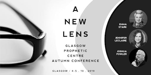 A NEW LENS - Prophetic Conference