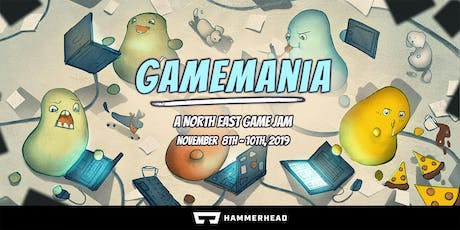 GameMania: Round Two! - A North East Game Jam Sponsored by Hammerhead tickets