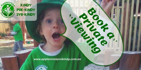 Tuesday Pre-Kindy Private School Viewing tickets