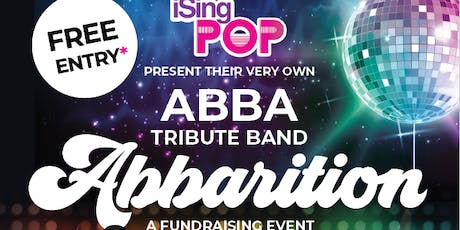 Abbarition iSingPOP Fundraising Event tickets