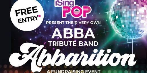 Abbarition iSingPOP Fundraising Event