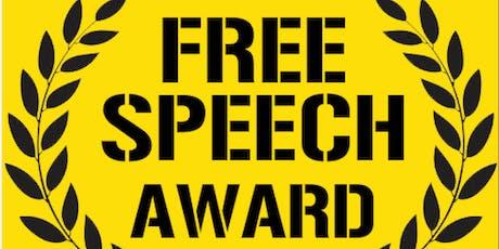 American INSIGHT's 2019 Free Speech Award tickets