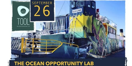 Launch of The Ocean Opportunity Lab tickets