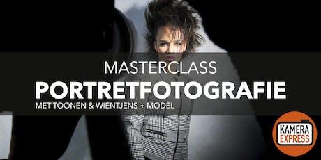 Masterclass Studiofotografie met Toonen en Wientjens tickets