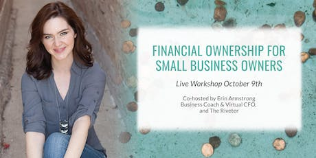 Financial Ownership for Small Business Owners tickets