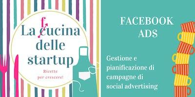 Facebook ads: Gestione e pianificazione di campagne di social advertising