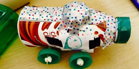 OKIDO Art & Science Workshop ALL ABOUT TRANSPORT - BRISTOL tickets