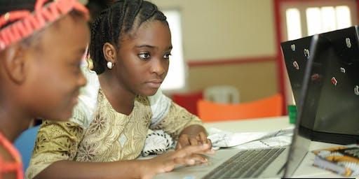 FREE TECH  CLASS  FOR GIRLS  - JOIN SMART GIRLS TECH TEAM