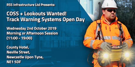 COSS + Lookouts Open Day Recruitment Event tickets