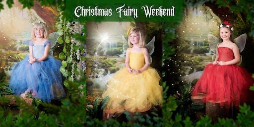 Christmas Fairy Experience Weekend Sunday