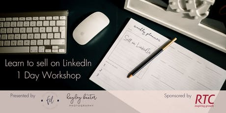 LEARN TO GET LINKEDIN TO GENERATE SALES FOR YOUR BUSINESS tickets