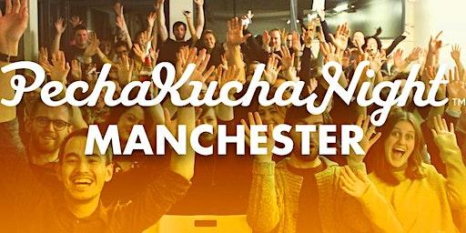 PechaKucha Night Manchester Vol. 30 - 'PoochaKucha'