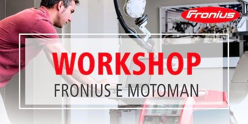 Workshop Fronius e Motoman
