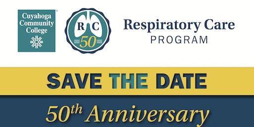 Tri-C Respiratory Care 50th Anniversary