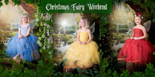 Christmas Fairy Experience Weekend