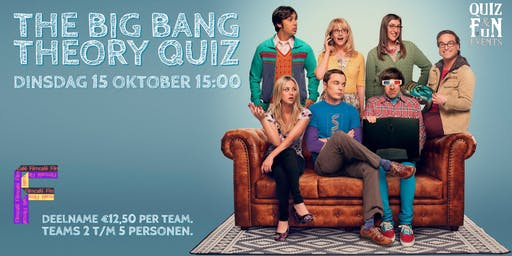 De Big Bang Theory Quiz | Utrecht
